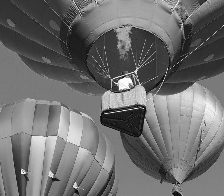 Hot Air Balloon Fabrics Engineered to Fly Above and Beyond